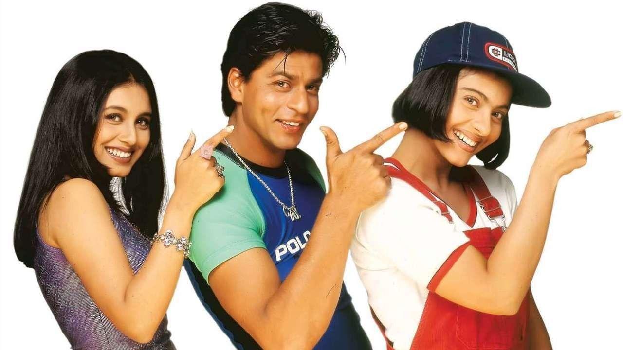 Kuch Kuch Hota Hai Kuch Kuch Hota Hai Bollywood Movie Shah Rukh Khan Movies