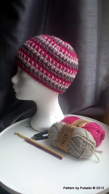 Ravelry Double Up Hat Pattern By Patricia Stuart Crochet Cowls