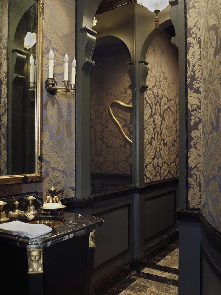 Alex Papachristidis Interiors - New York Chic | Architectural ...