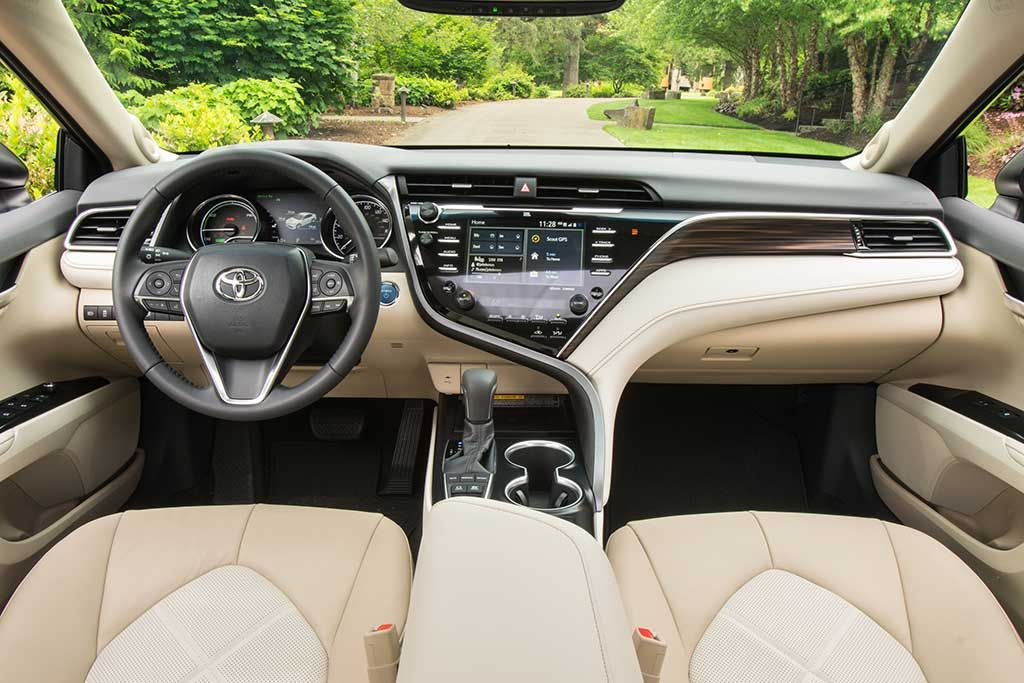 Best Of 2020 Toyota Camry Hybrid Interior Colors And