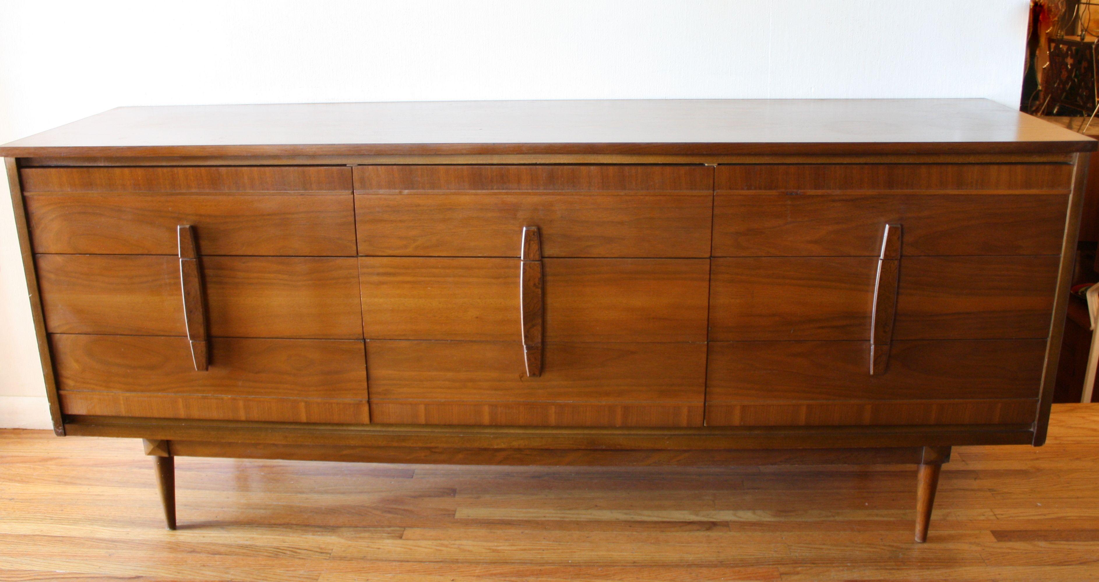 Best Mid Century Modern Low Dresser Credenzas Low Dresser 640 x 480