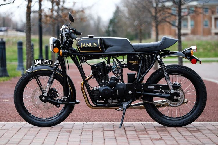 10 Things You Didn T Know About Janus Motorcycles Motorcycle Motorcycles And Scooter Cafe Racer Style