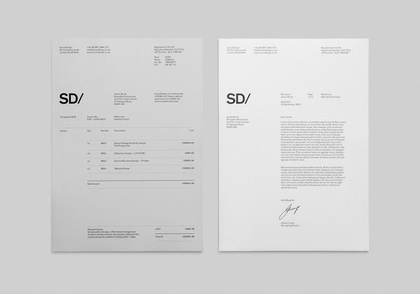 SD\/ Brand on Branding Served Identity Inspiration Pinterest - Branding Quotation