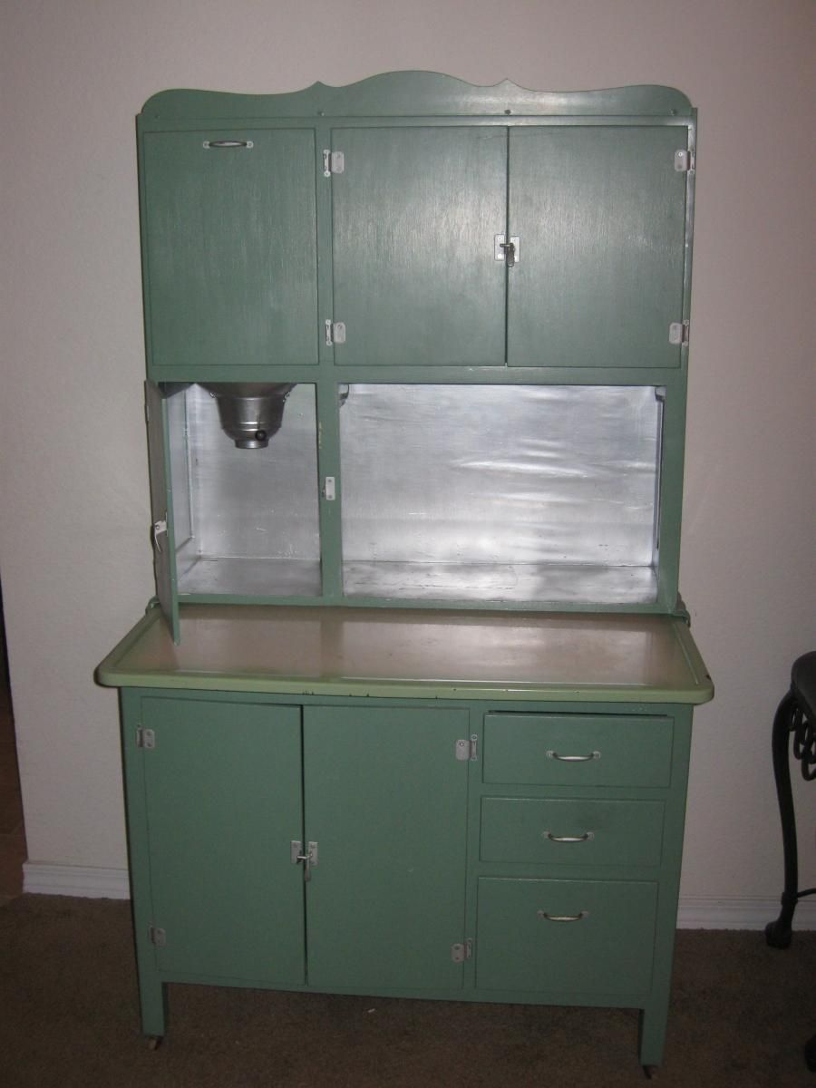 New Hoosier Cabinets For Sale | For Sale: Antique Hoosier Cabinet