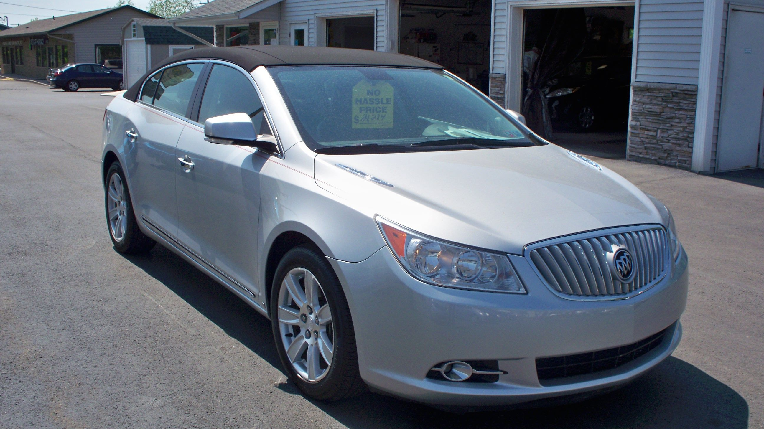 10 Buick Lacrosse Cxl Cars For Sale Used Cars Buick Lacrosse