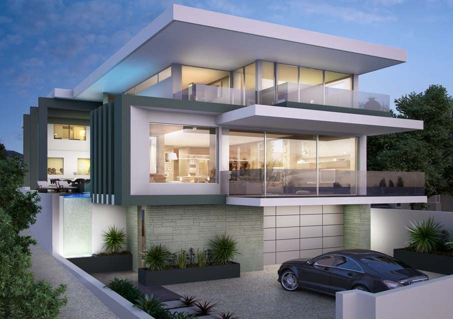 images about Modern Houses   Elevations on Pinterest       images about Modern Houses   Elevations on Pinterest   Architects  Architecture design and Architecture