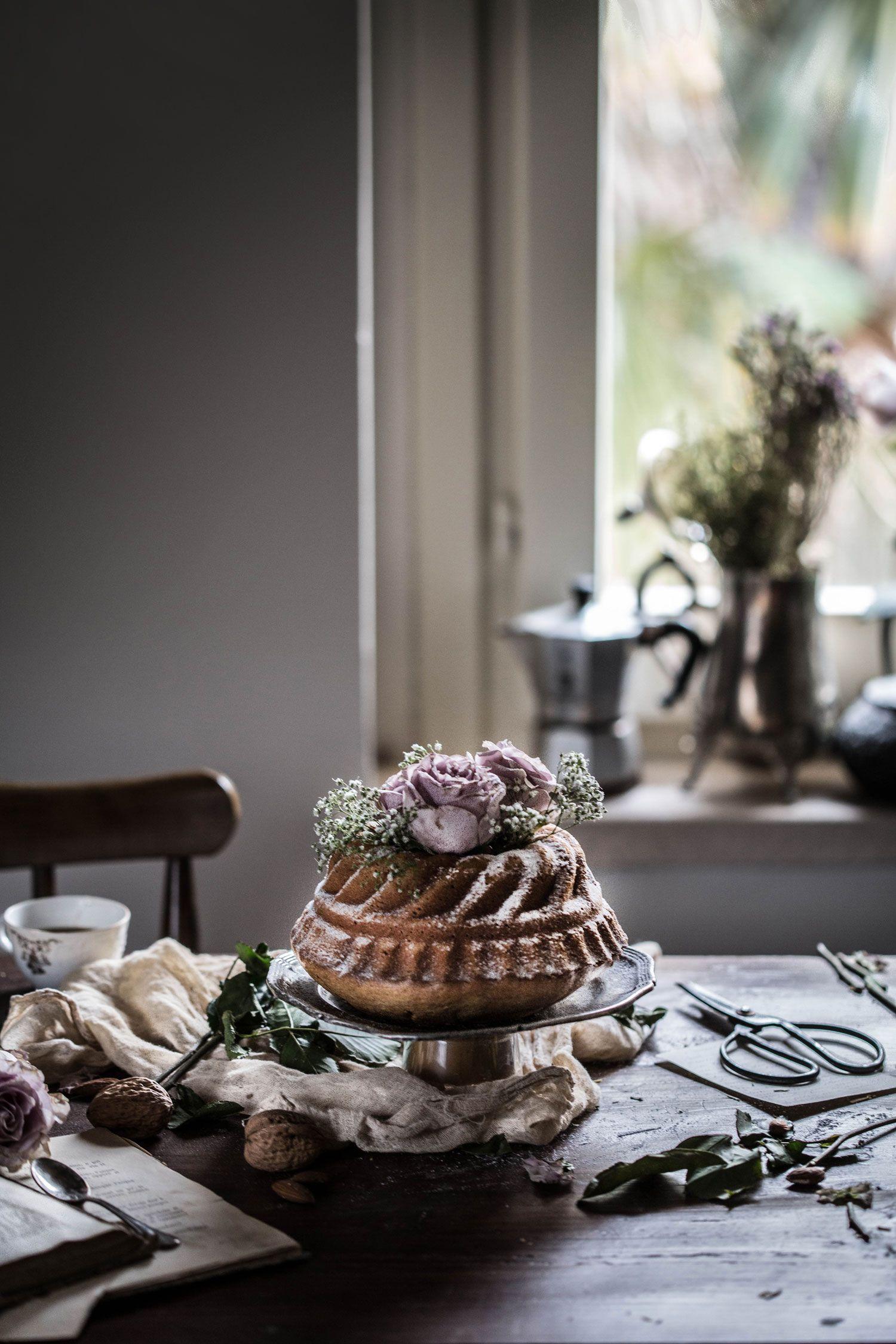 Irene Berni's Lemon Cake | Hortus Natural Cooking