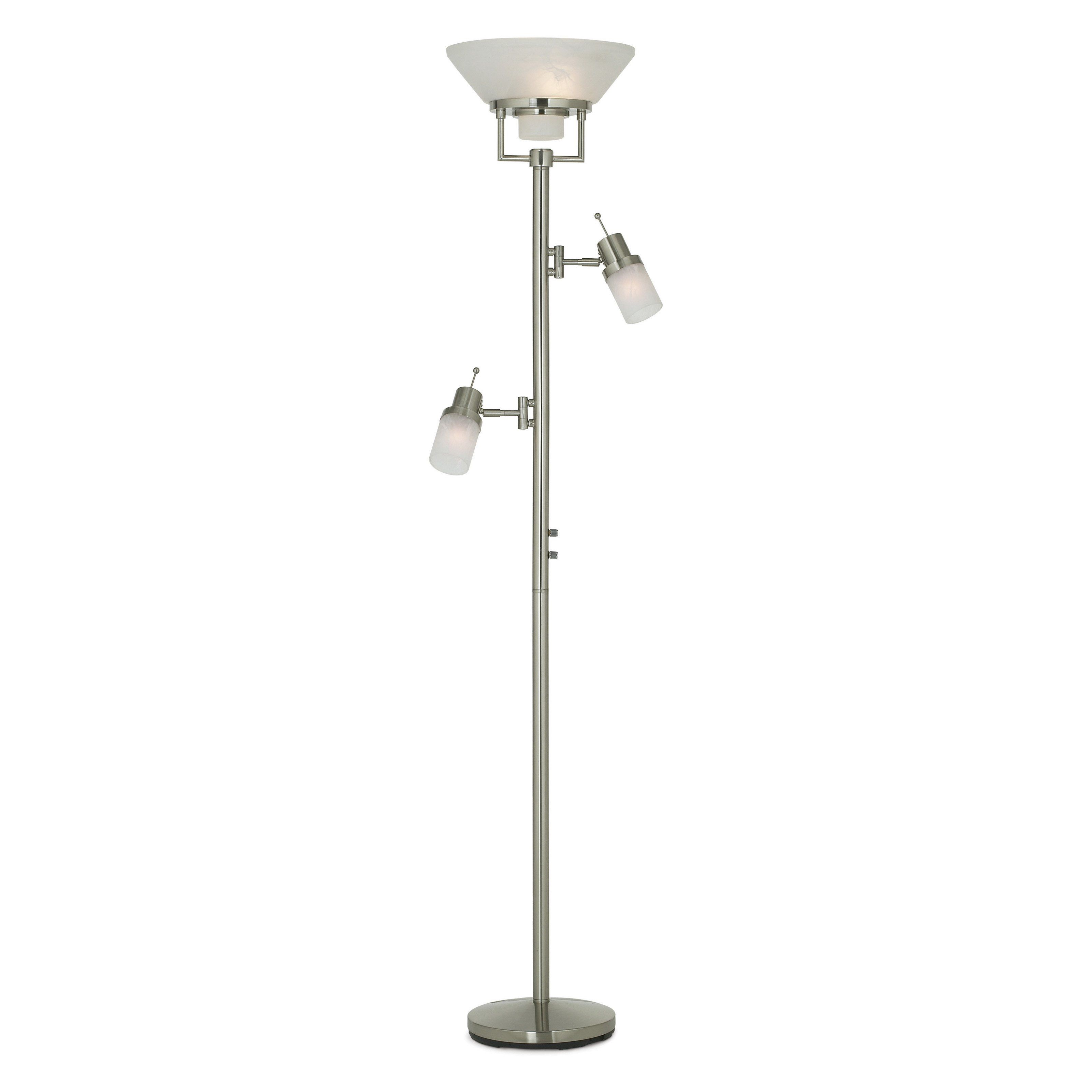 Pacific Coast Lighting Techno Chic Torchiere Lamp 85