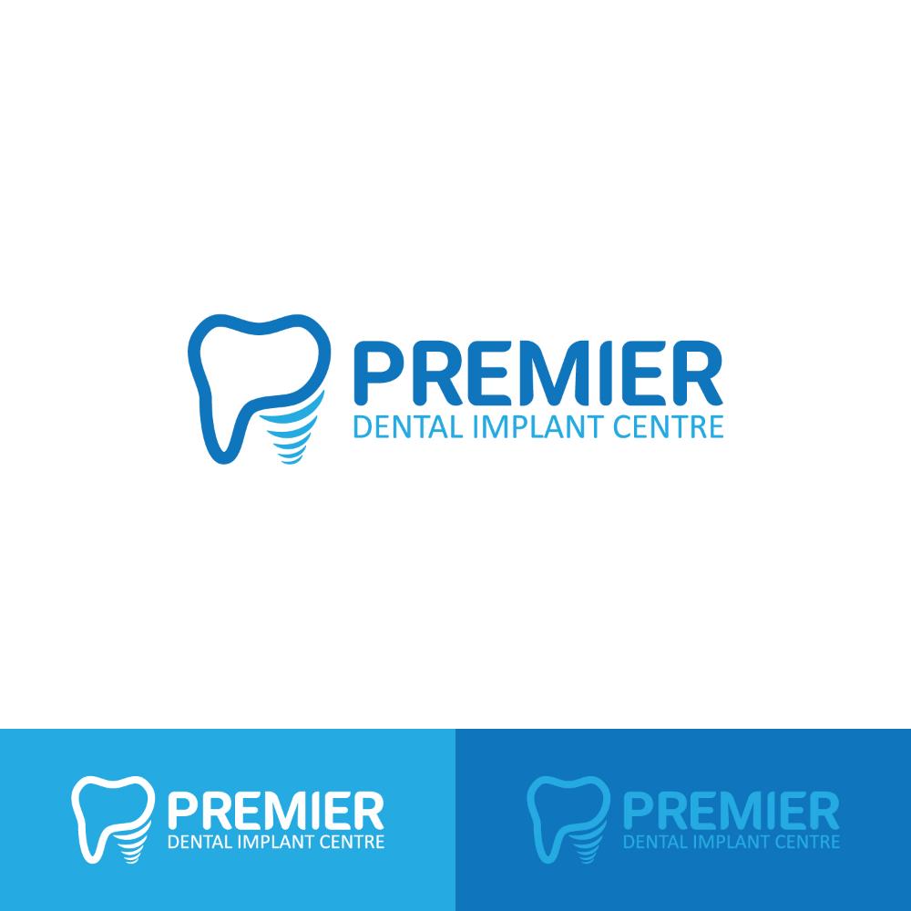 Logo Design for Premier Dental Implant Centre by anshtoyj