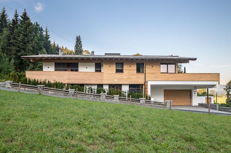 Hk Architektur St Johann In Tirol Haus F Inspiration