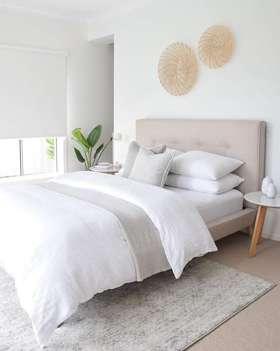 Photo of Cotton Duvet Cover with Fitted Sheets