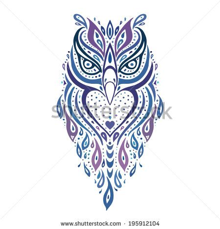 Image Result For Owl Tattoo Tribal Owls Pinterest Tattoos Owl
