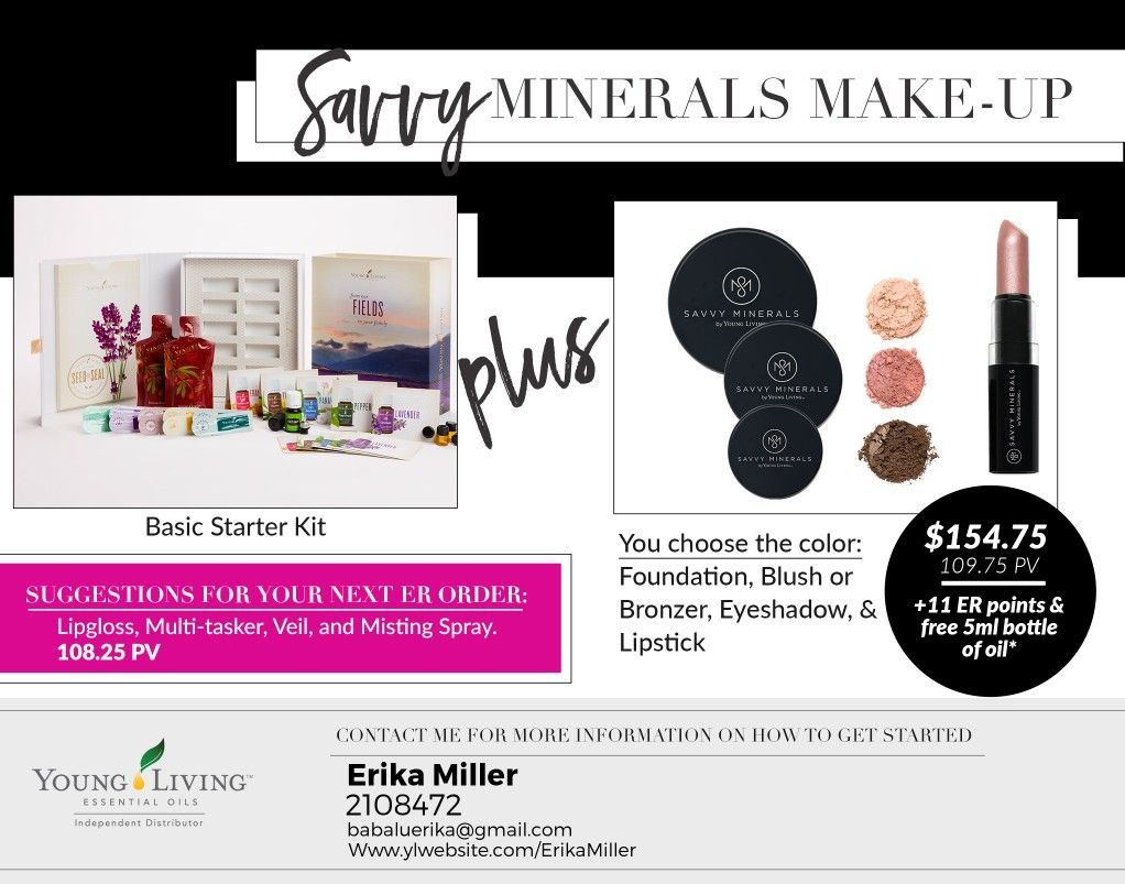 Savvy minerals by The Mama Bear Community on Getting