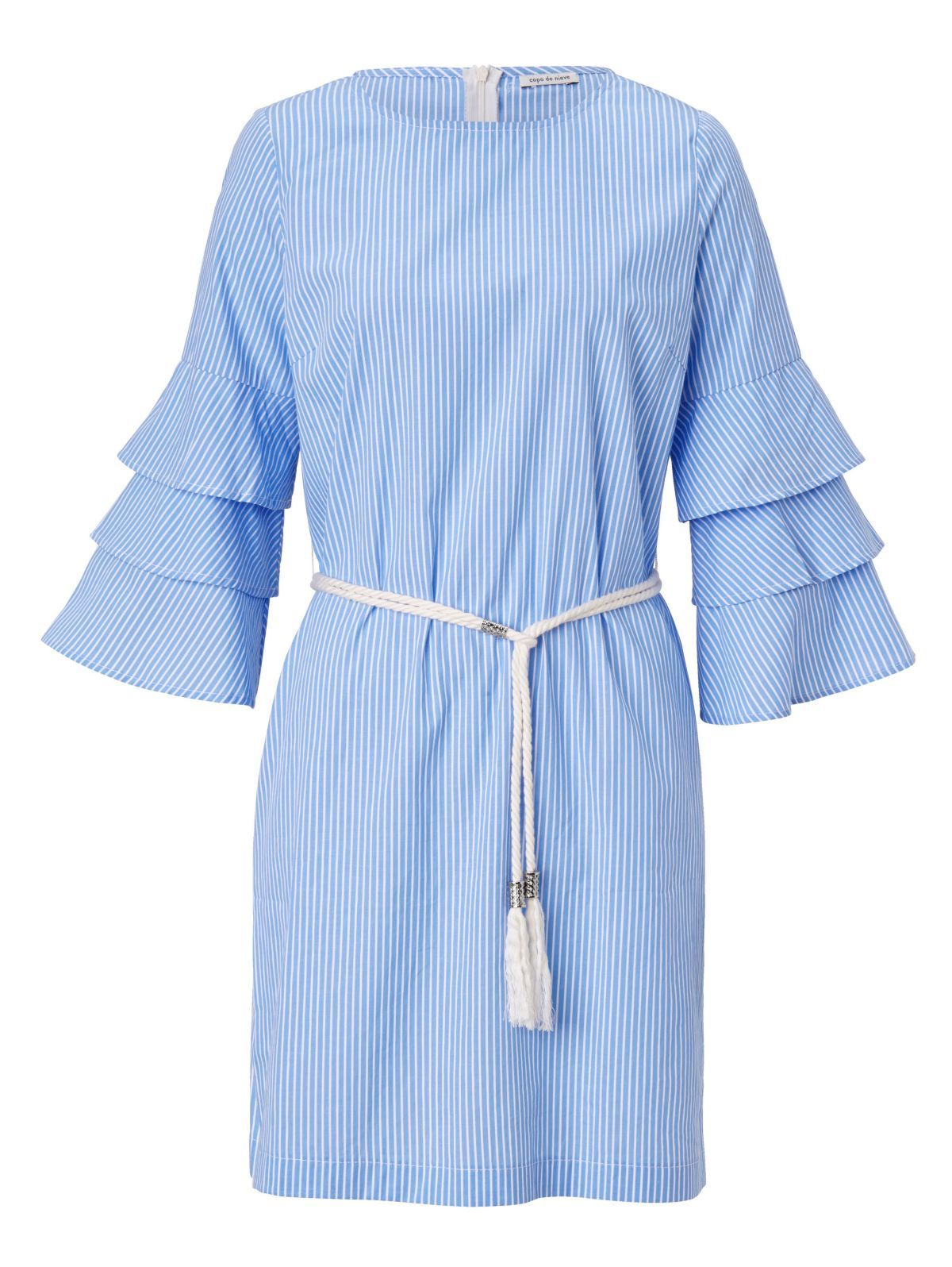 Conleys blue kleid