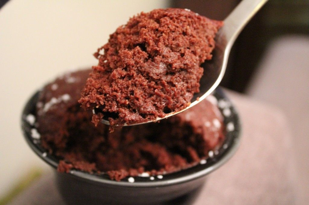 Microwave PB2 - Chocolate Mug Cake | Mug cake microwave ...