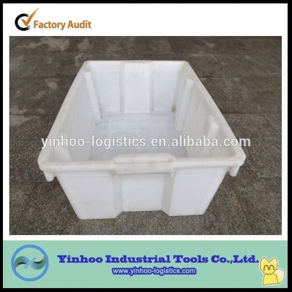 Plastic Fish Container Stacking Fish Box Container Plastic Fish