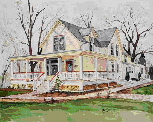 Old Style Farmhouse Plans | MACK Companies Proudly Resides In This 153 Year  Old Historical
