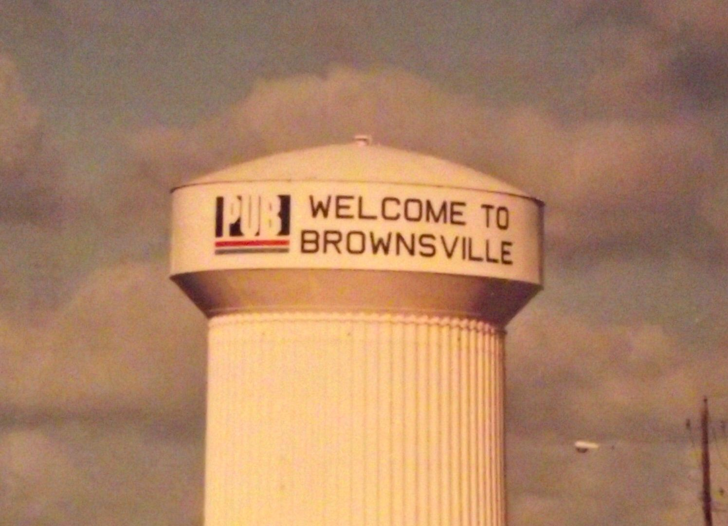 Brownsville tx this is where i live
