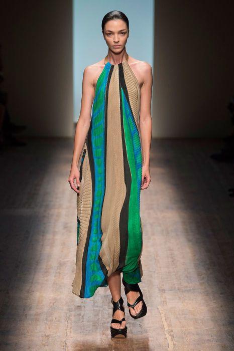 Vestido, me encanta el contraste de colores!