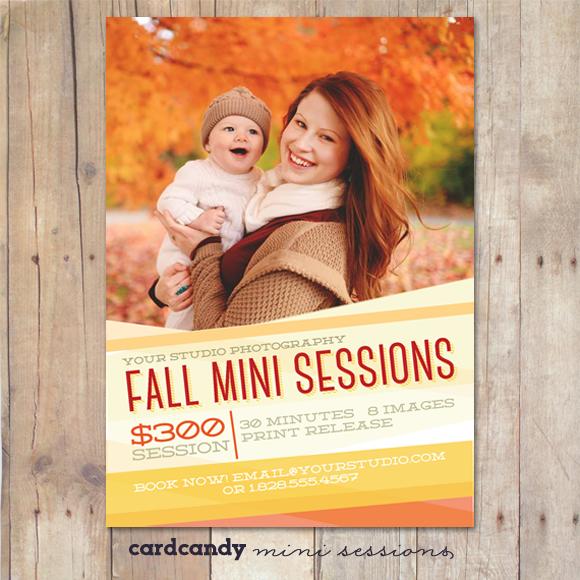Fall Mini Session Template Fall Mini Sessions Mini Sessions And - Mini session templates