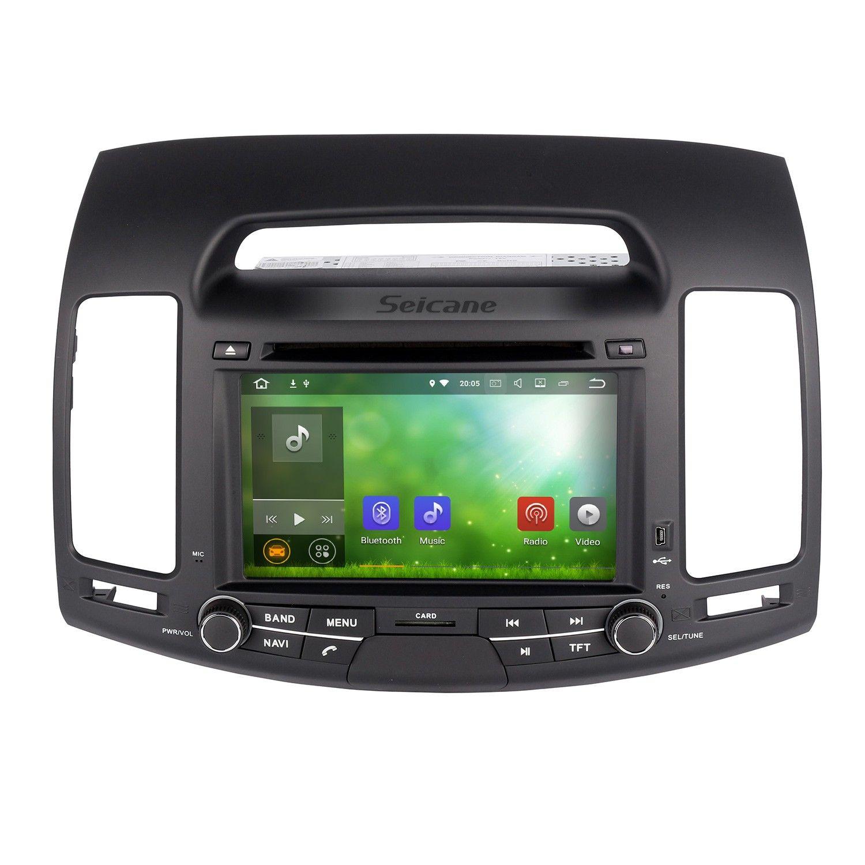 Seicane Android 7 1 2007-2011 HYUNDAI ELANTRA Radio