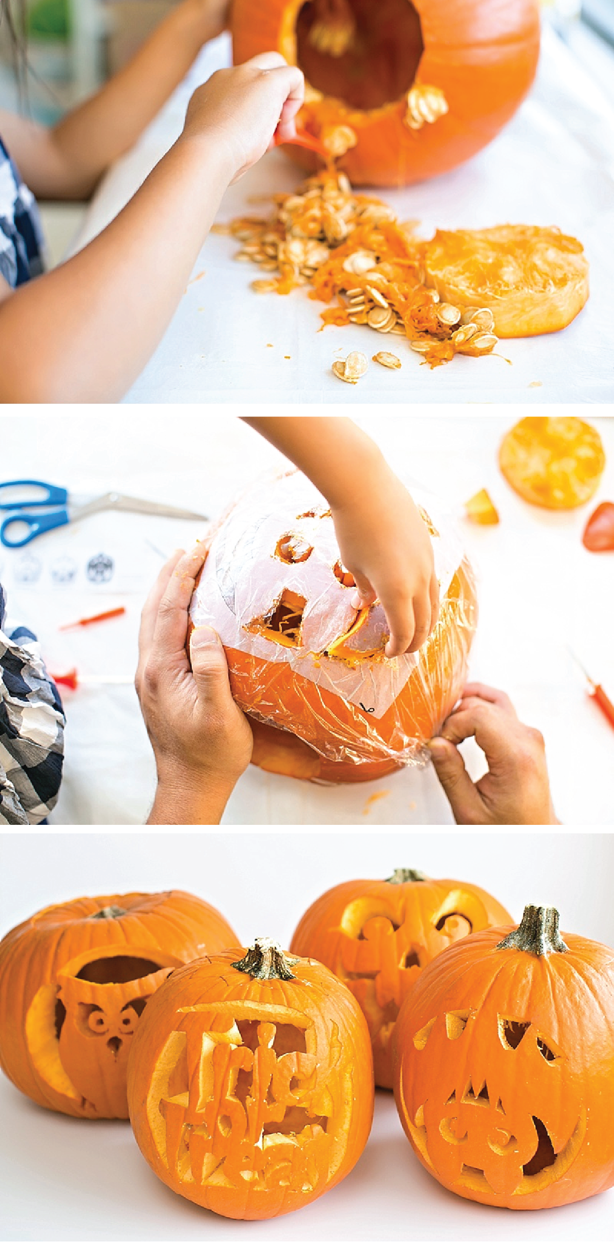Fall wouldn't be complete without a traditional autumnal craft ...