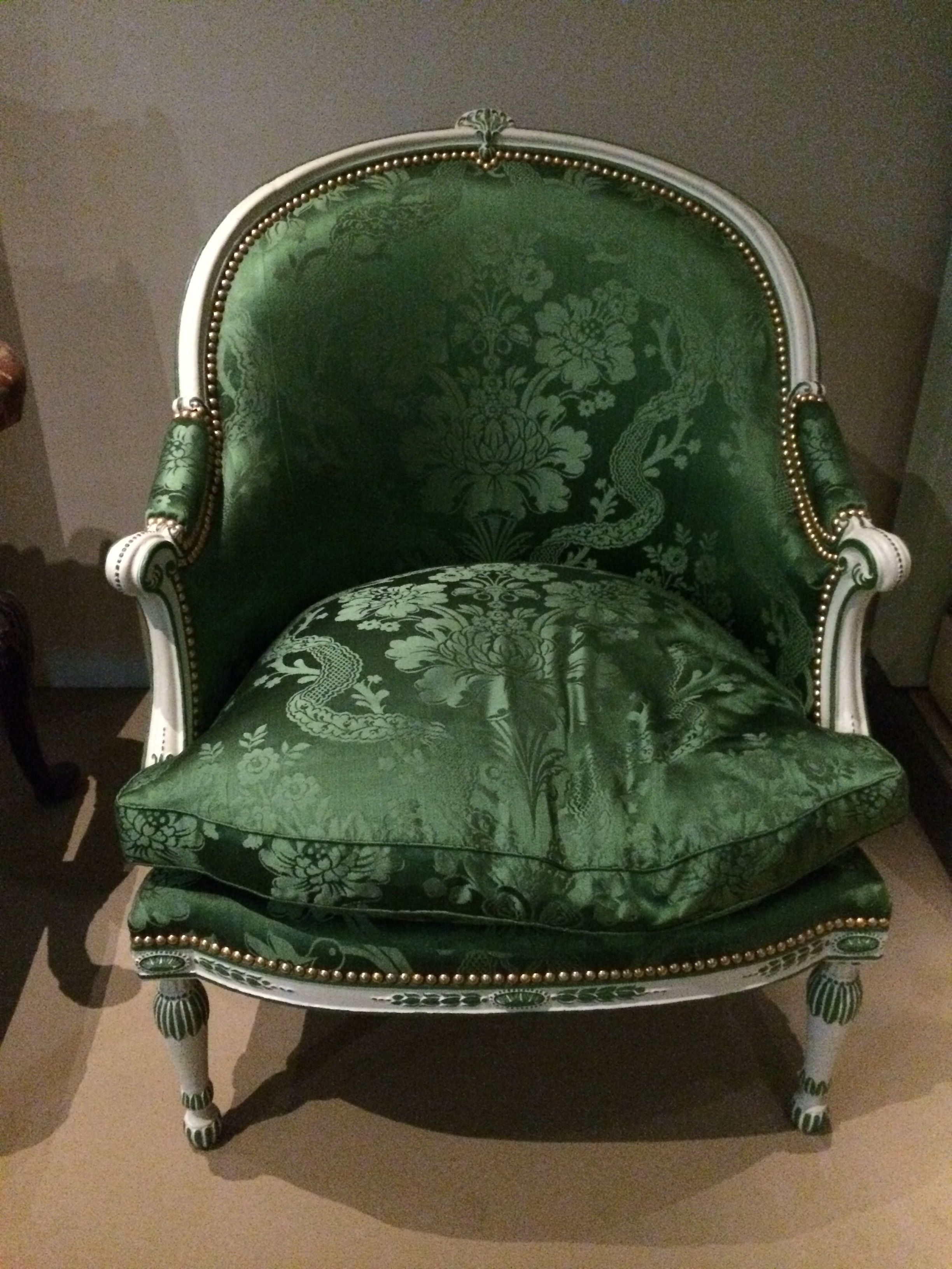 Fauteuils Chippendale French Style Bergere Chair Made By Thomas Chippendale In London