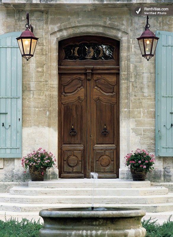 A fabulous Chateau front door & A fabulous Chateau front door | Doors | Pinterest | Front doors ... pezcame.com