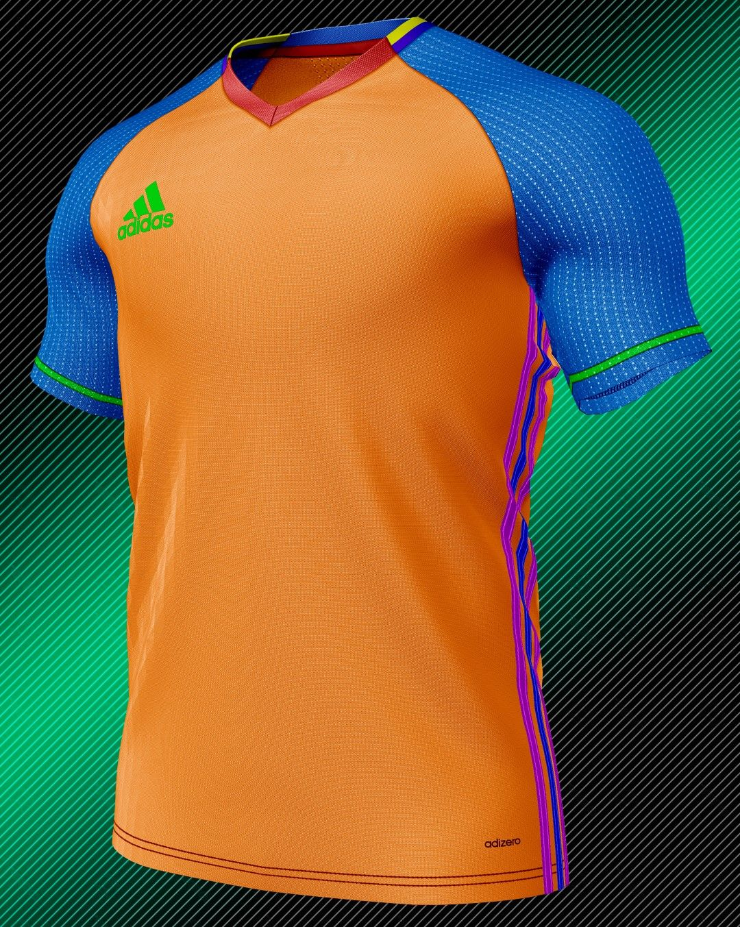 purchase cheap fae54 0ab7f TEMPLATE CAMISETA ADIDAS    DESCARGA GRATIS    HD   Casakero    Templates    Mockups    Futbol
