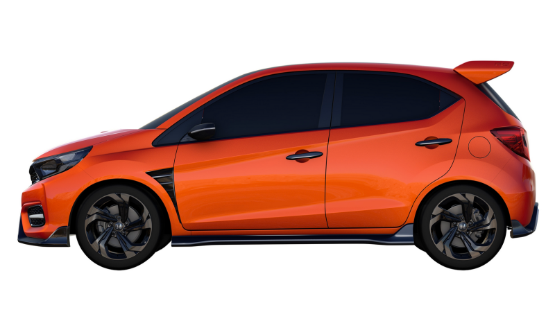The Honda Small Rs Concept Is The Tiny Type R We Deserve Honda Honda Civic Type R New Honda