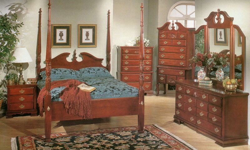 Except For The Bed, The Remainder Looks Like A \
