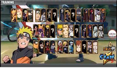 Naruto Senki Mod Versi Terbaru 2017 di 2020 Game pc