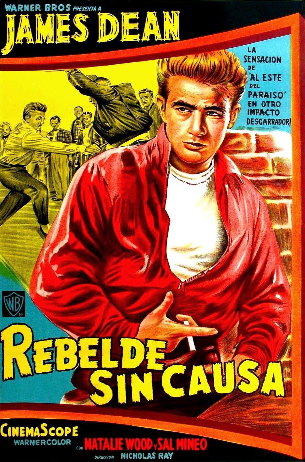 Rebelde sin causa   BukerMovies