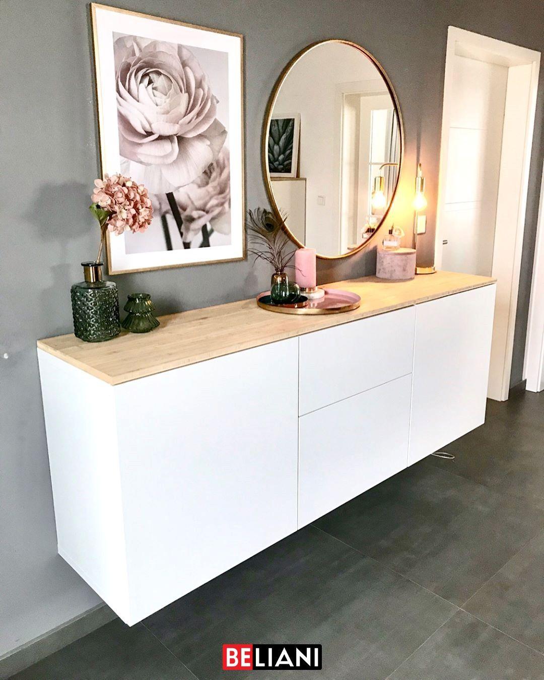 Moderne Tischleuchte mit minimalistischer Formgebung