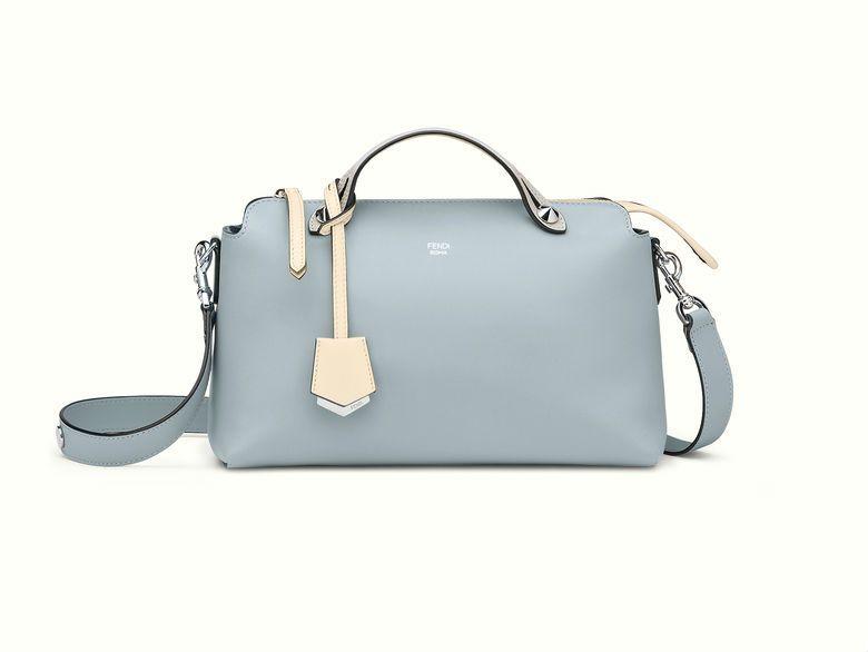 The Fendi By The Way mini bag in powder blue.  31da1b93f6130