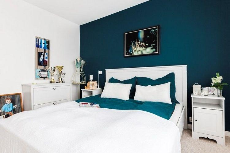Couleur de peinture pour chambre tendance en 18 photos chambre peinture chambre couleur - Couleur de chambre tendance ...