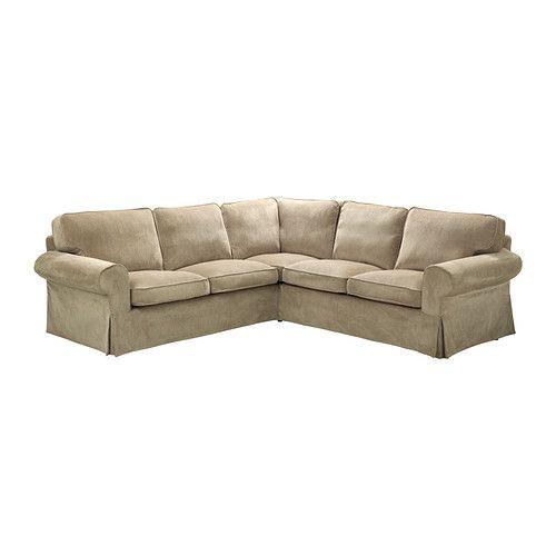 ektorp corner sofa 2+2 ikea the cover is easy to keep clean as it, Hause deko