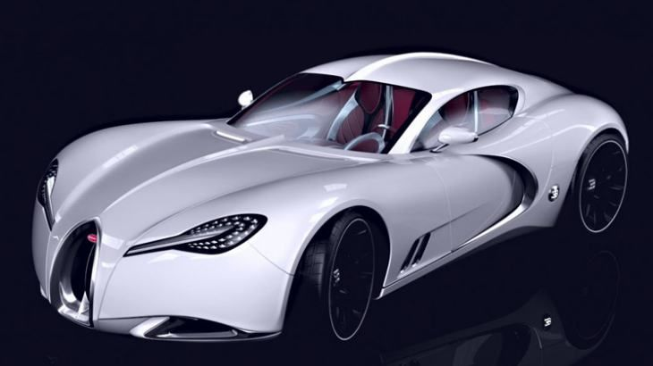 Delicieux Bugatti Gangloff Concept Inspired By Type 57 Atalante. So  Gorgeous!