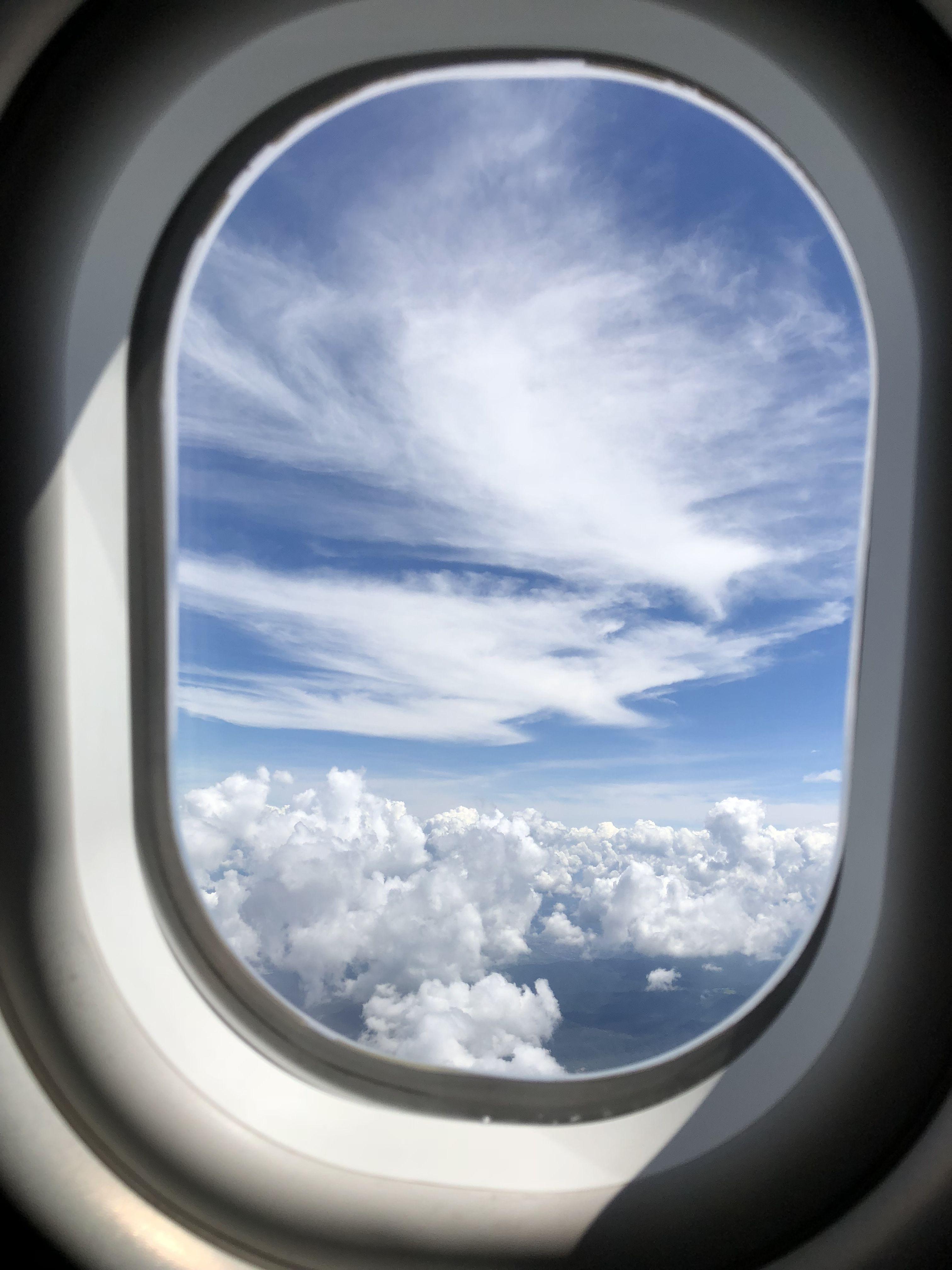 Pin By Koichi Nakahara On Plane Windows Airplane Window View