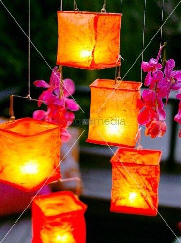 patio lanterns courtesy of kim mitchell - Patio Lanterns