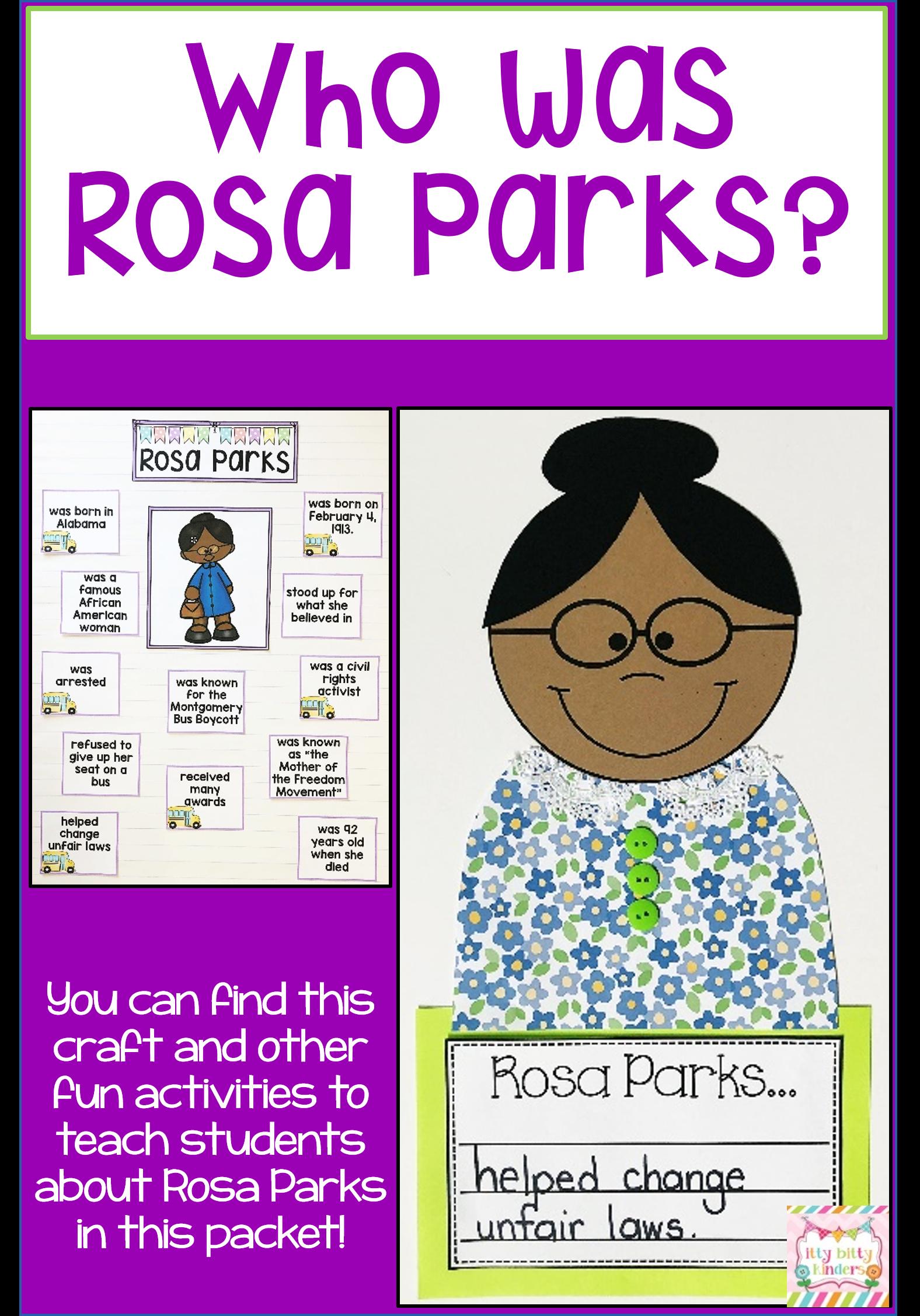 Rosa Parks Timeline Black History Month Black History Month Activities Preschool Black History Month Activities Rosa Parks [ 2254 x 1576 Pixel ]