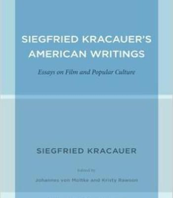 English Essay Websites Siegfried Kracauers American Writings Essays On Film And Popular Culture  Pdf Essays On Different Topics In English also Diwali Essay In English Siegfried Kracauers American Writings Essays On Film And Popular  Compare And Contrast High School And College Essay