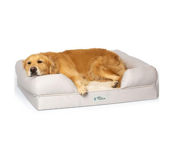 Petfusion Ultimate Dog Bed With Orthopedic Memory Foam Outdoor Dog Bed Dog Bed Large Cool Dog Beds