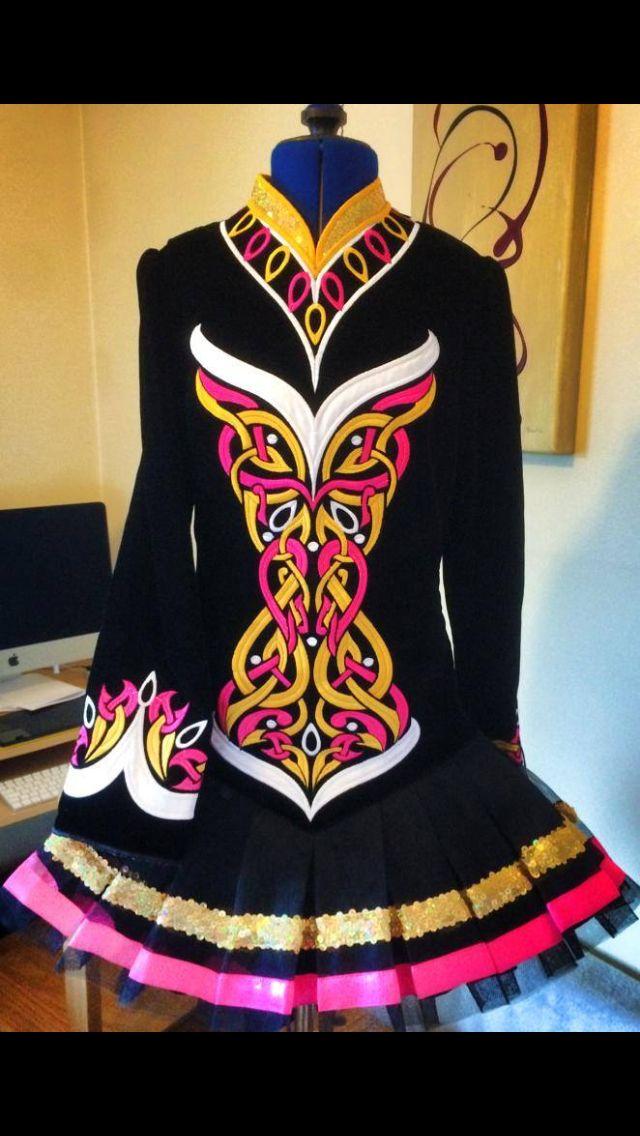 Rising Star Designs Танцевальные платья Танцы и Ирландия