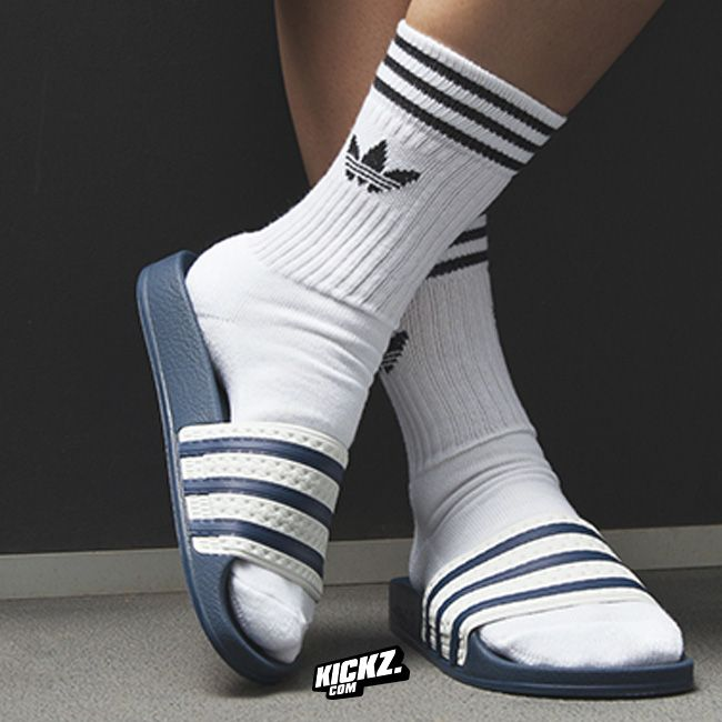 Check out our fine selection of sandals and flip flops, including Adidas  Adilette, Jordan Hydro and Nike Benassi