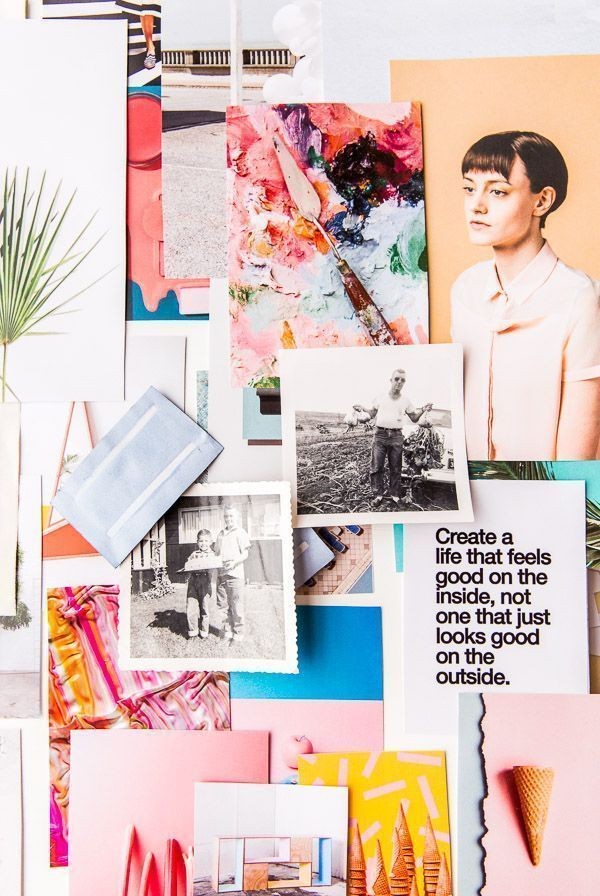 Style Files: My Summer Style Guide Inspiration #moodboards