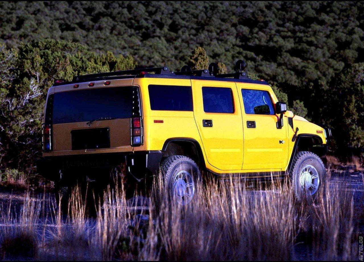 2003 Hummer H2 Suv Hummer H2 Hummer Suv