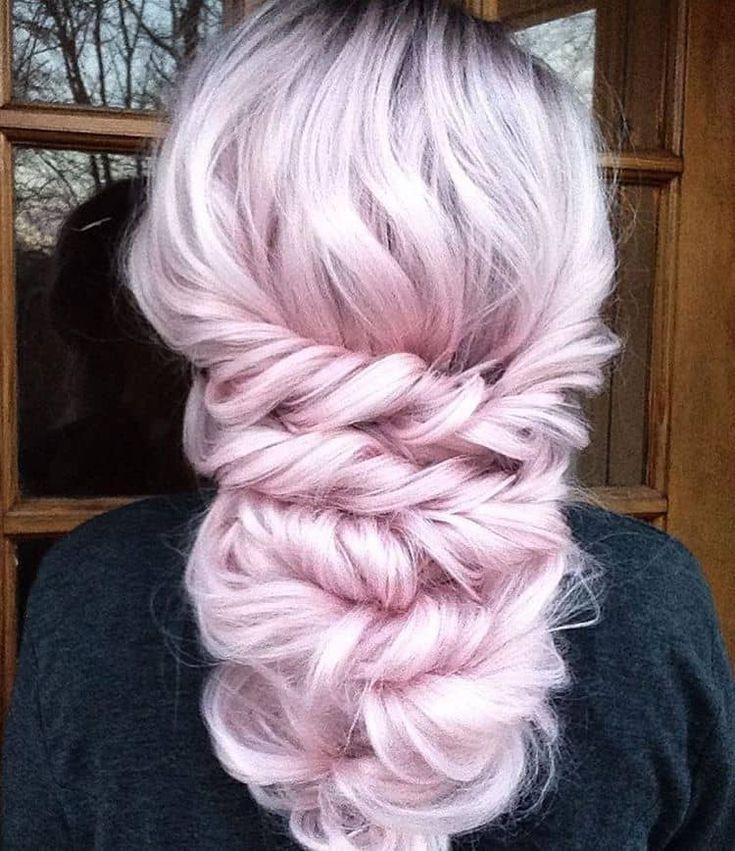 Haarfarbe Testen