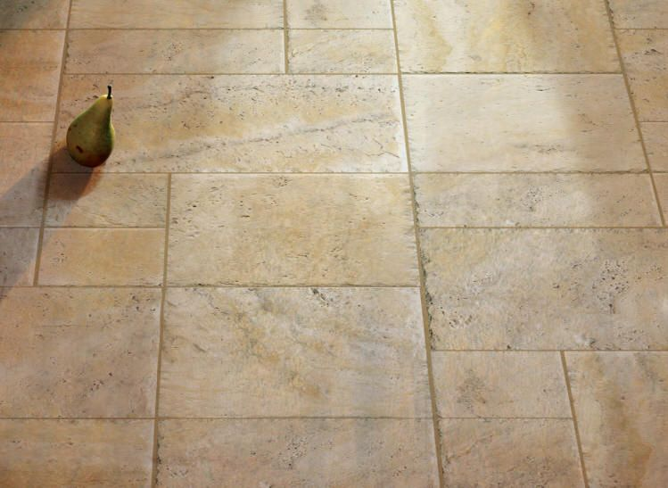 Travertine Travertine Travertine Floor Tile Brown Tile Floor