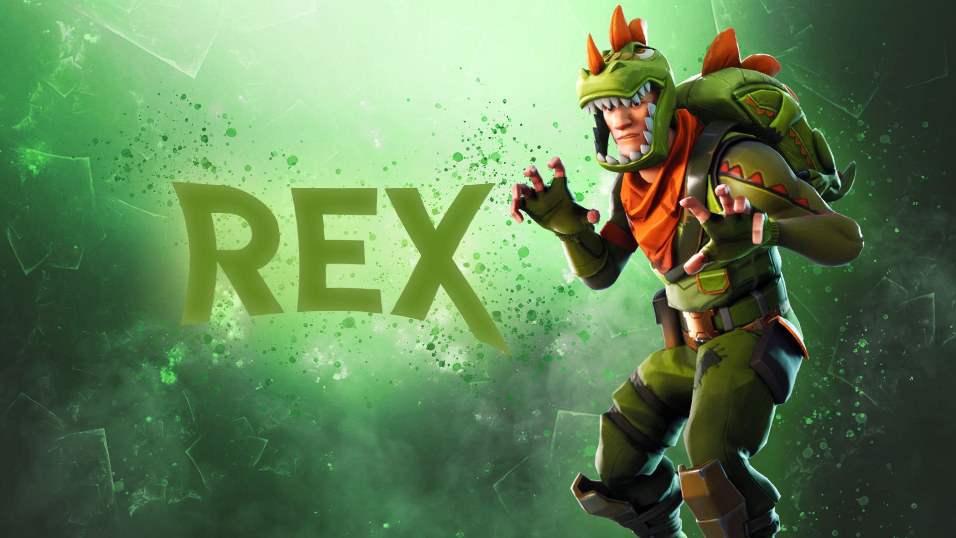 Fortnite Rex Wallpaper Wallpaper Free Download